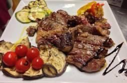 La Tagliata - Menu di Carne - Cucina