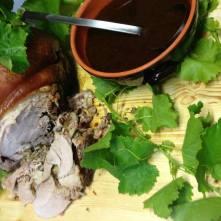 Il Maialino Con Sugo - Menu Carne - Cucina