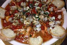Il Brodetto Fanese - Menu di Pesce - Cucina
