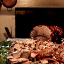 La Porchetta - Menu di Carne - Cucina