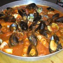 Brodetto Pesce - Secondo - Menu di Pesce - Cucina