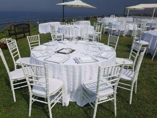 Mise en place Matrimonio
