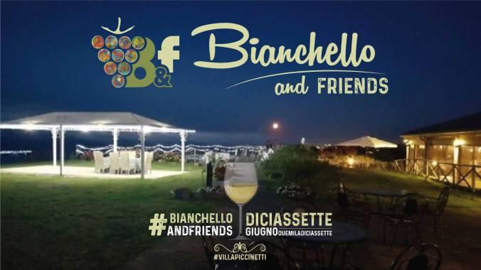 Bianchello n friends Villa Piccinetti